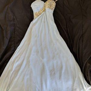 Dresses & Skirts - Light blue PROM dress